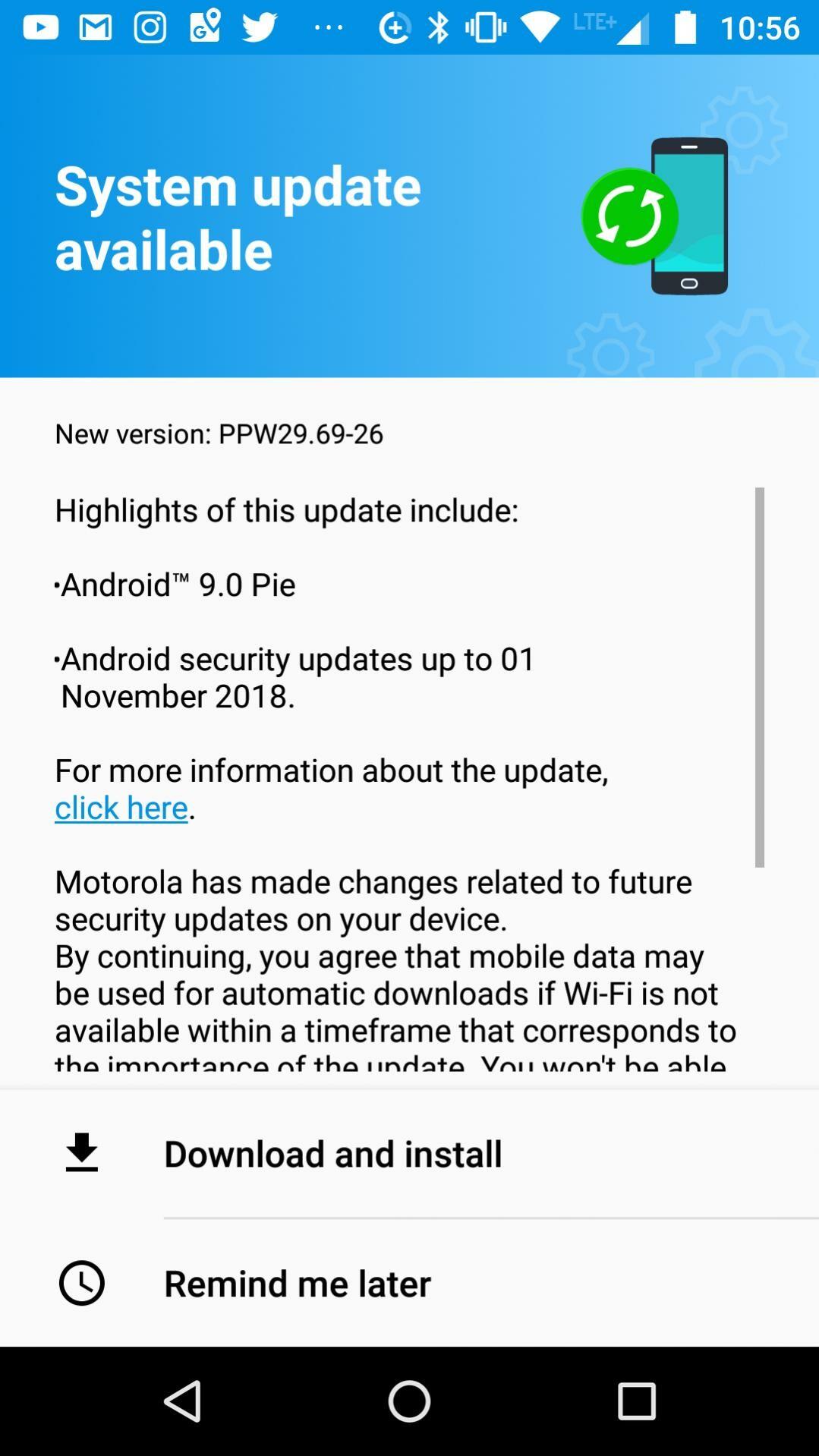 Moto-X4-Android-Pie-Europe
