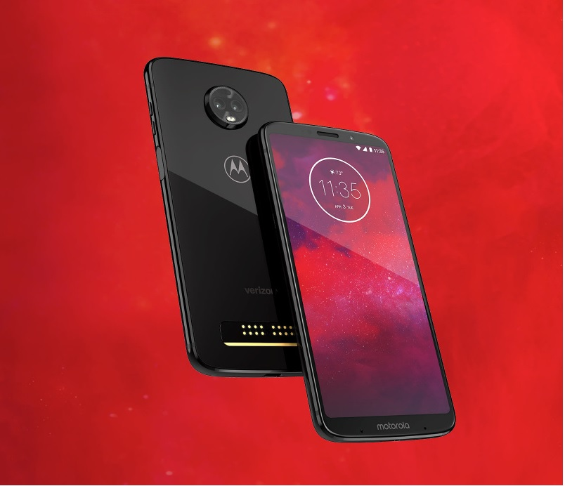 Update: Pulled down] Moto Z3 picks up Android Pie update with