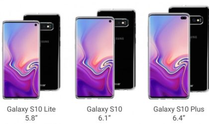 Galaxy S10 design revealed again in case leak; regular Samsung accessories expected too