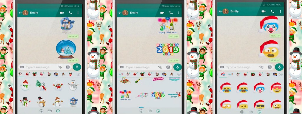 11 Best WhatsApp stickers for New Year Eve