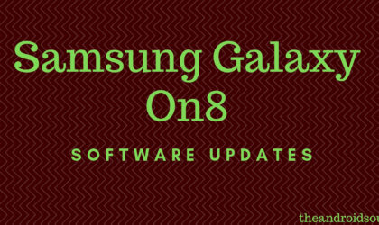 Samsung Galaxy On8 Pie update news and more: December patch now rolling out to 2018 model