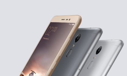 Stable MIUI 10 update for Xiaomi Redmi Note 3 begins rolling out
