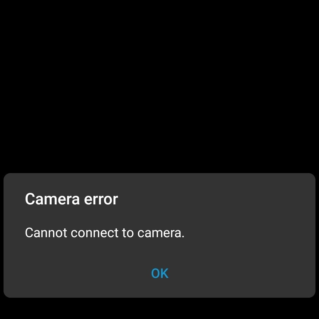 How to fix 'cannot connect to camera' problem on Huawei