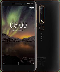 Nokia 6 1 Plus Android Pie update problems