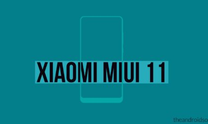 Xiaomi begins MIUI 11 development