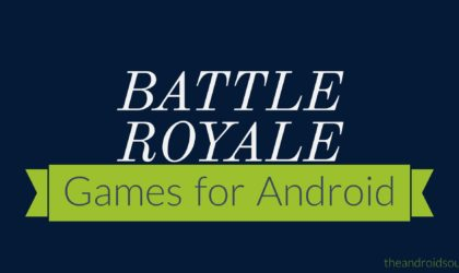 The 7 Best Battle Royale Games for Android