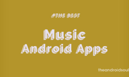 The best 11 Music Apps for Android