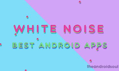 10 Best White Noise Apps