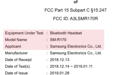 Samsung Galaxy Buds gears up for release, clears FCC