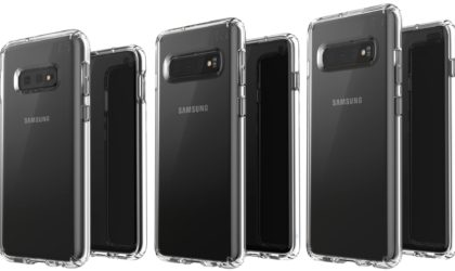 Galaxy S10 leak: hints at three variants to be launched