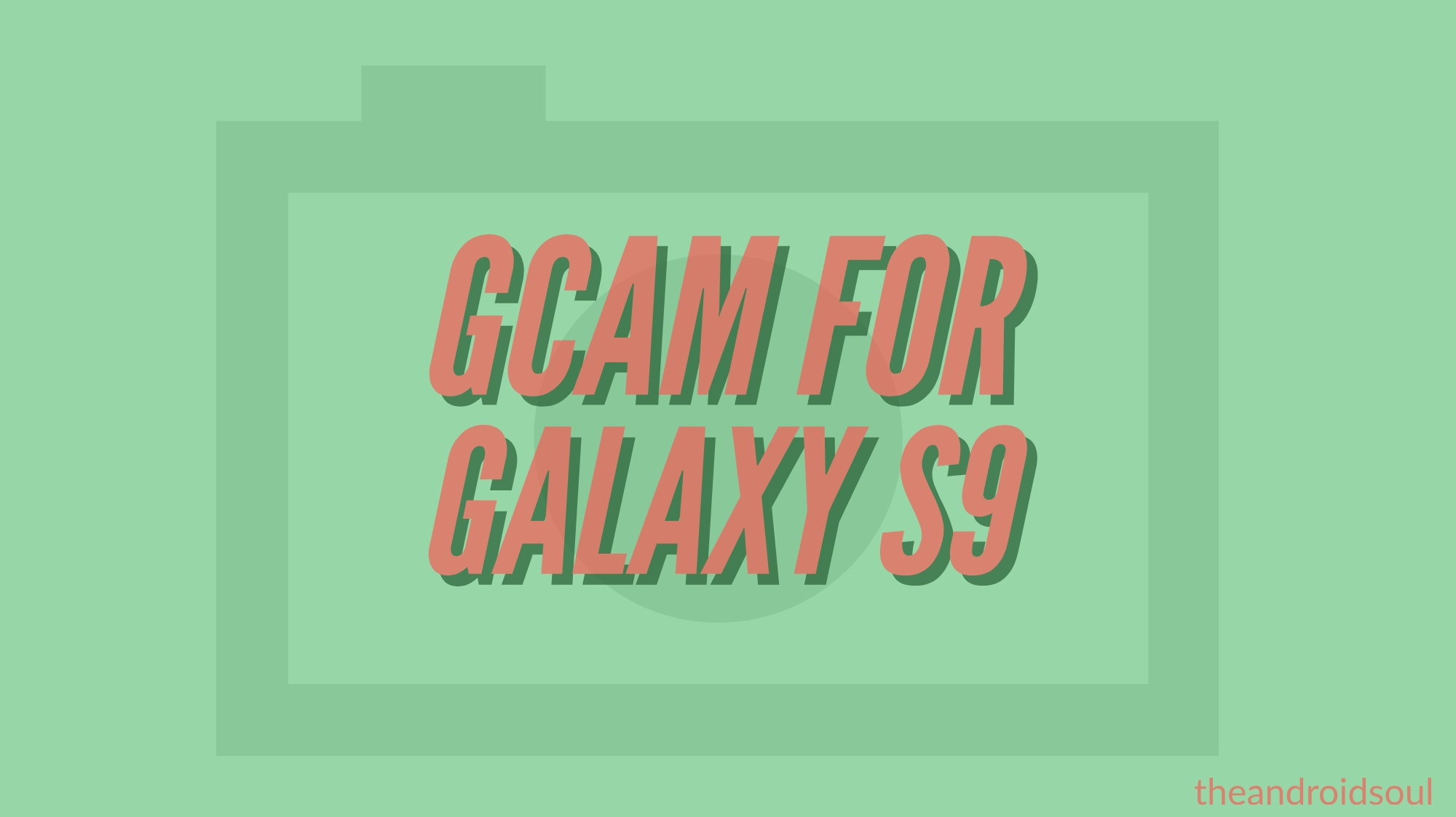 Download Google Camera for Galaxy S9 and S9 Plus on Android
