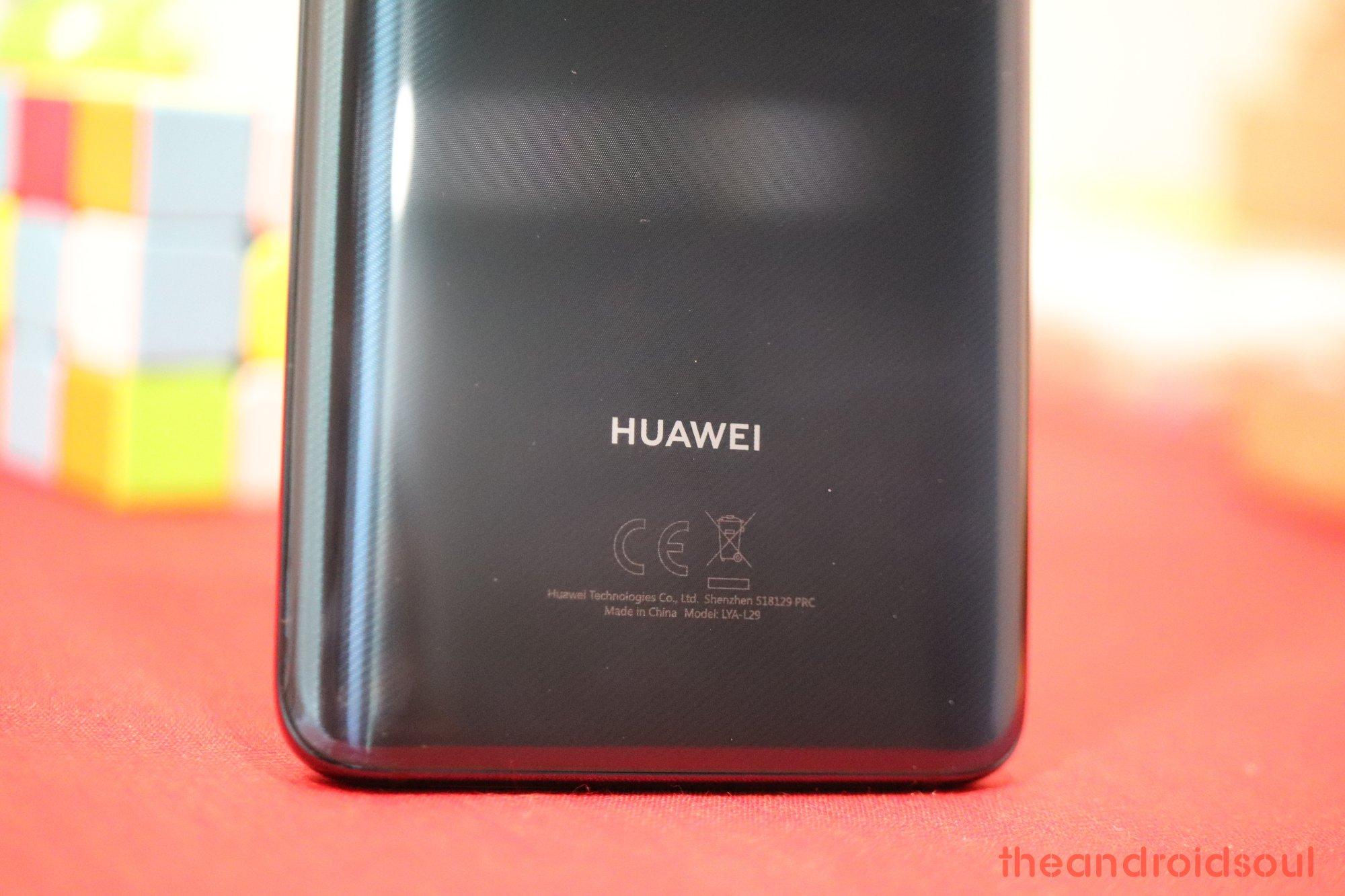Huawei-Mate-20-Pro-software-update
