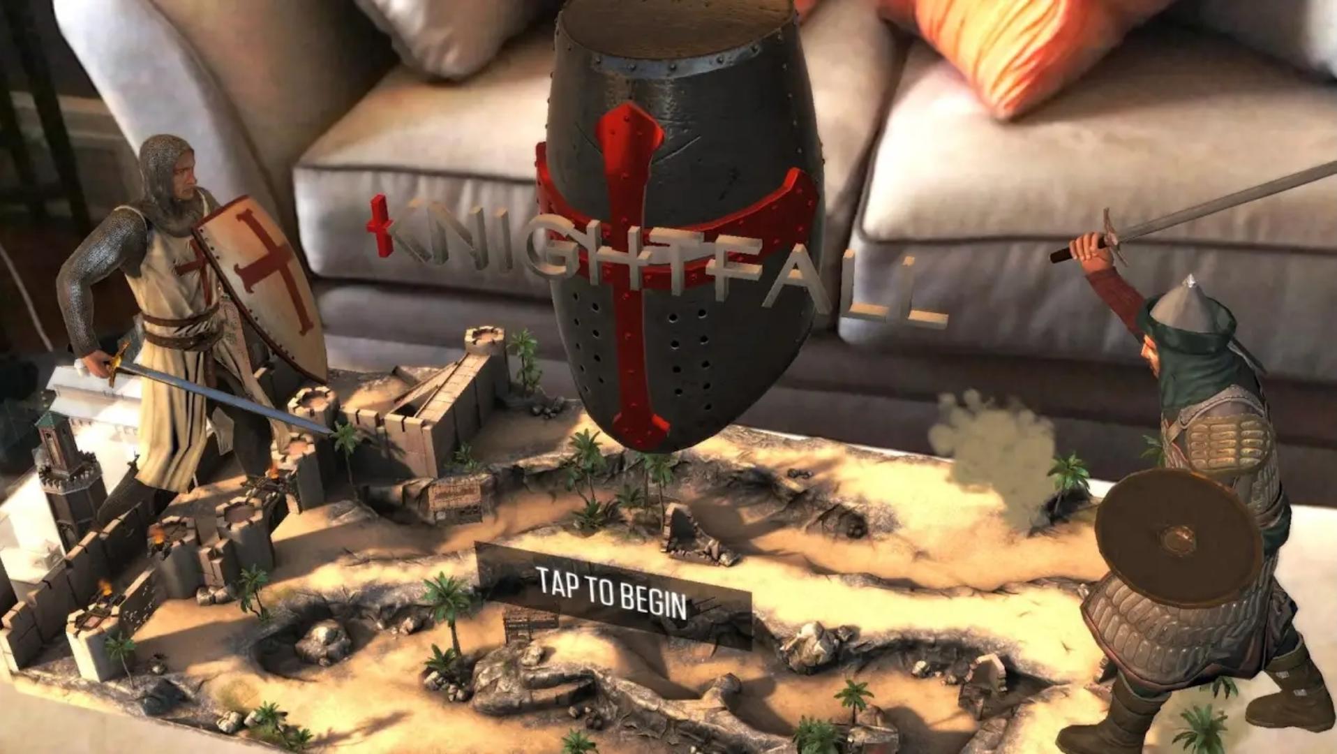 Knightfall-AR