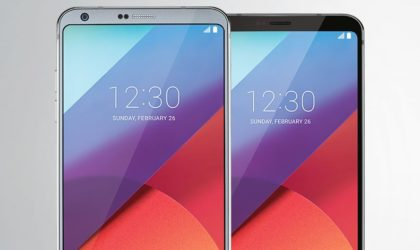 LG G6 at T-Mobile receives an OTA update with January security patch