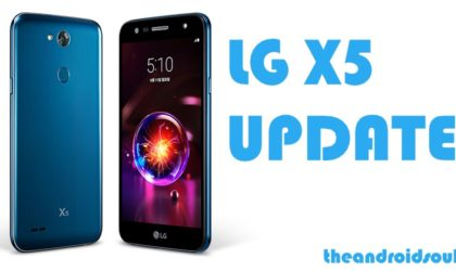 LG X5 Pie update news and more: Android 9 to arrive in Q4 2019