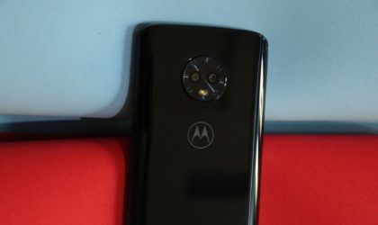 A bug-fixer update for Motorola Moto G6 is up in the U.S.
