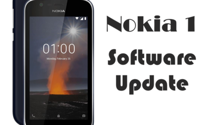 Nokia 1 Android 9 Go update and other news: Pie scheduled to arrive in early Q2 2019