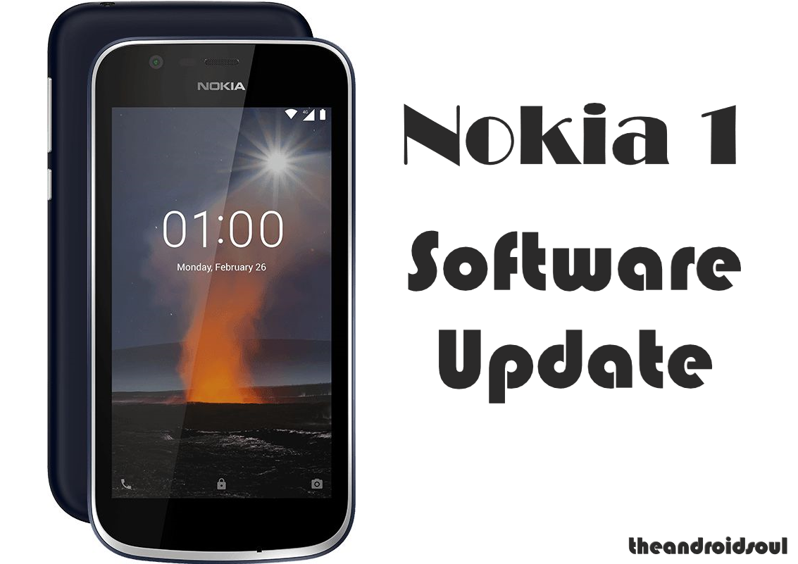 Nokia 1 update
