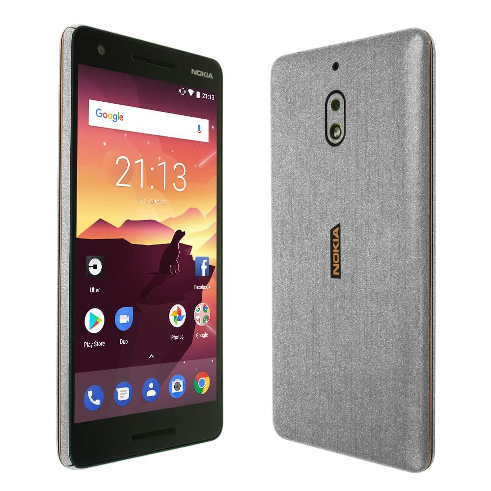 Nokia-2V-Skinomi-Skin-and-Screen-guard