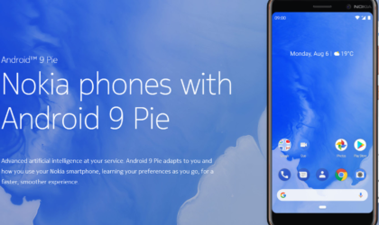 Official Android Pie roadmap announced for Nokia 6, Nokia 5, Nokia 3, Nokia 1, and more