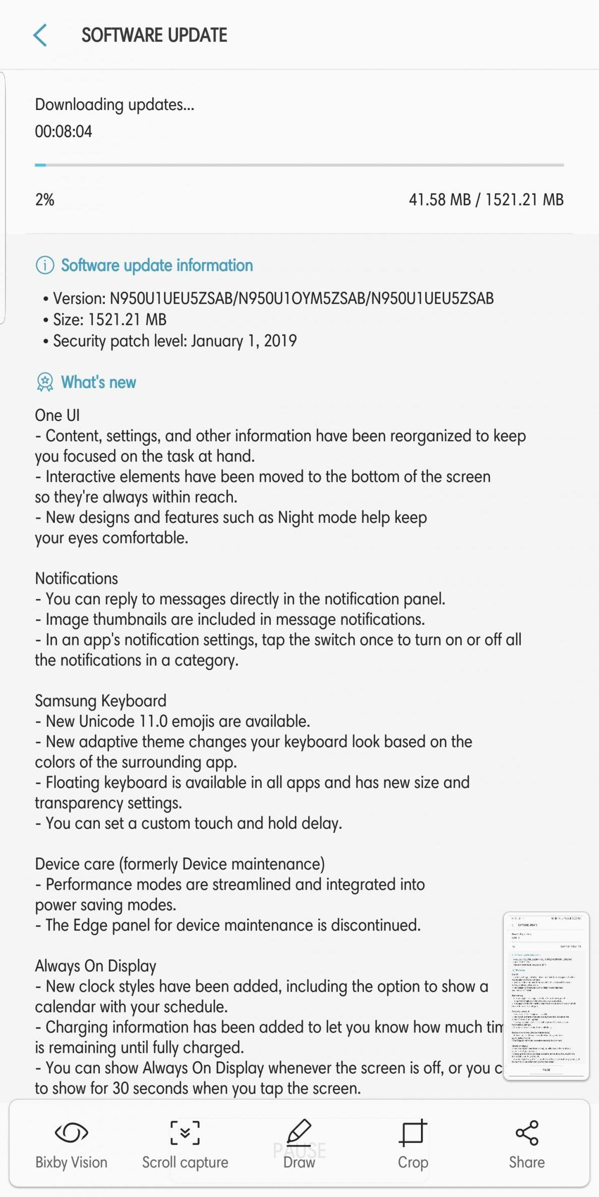Note-8-Android-Pie-beta-US