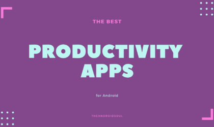Best Productivity Apps on Android