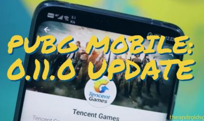 What's new in PUBG Mobile 0.11 update: Minigun-M134, Zombie Mode, and more