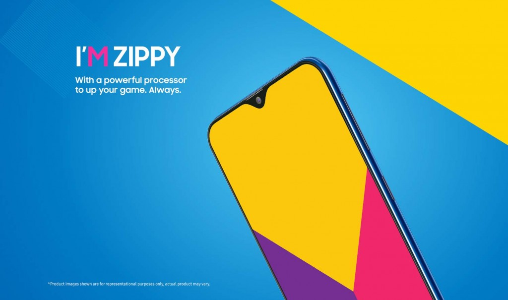Samsung Galaxy M20 teaser