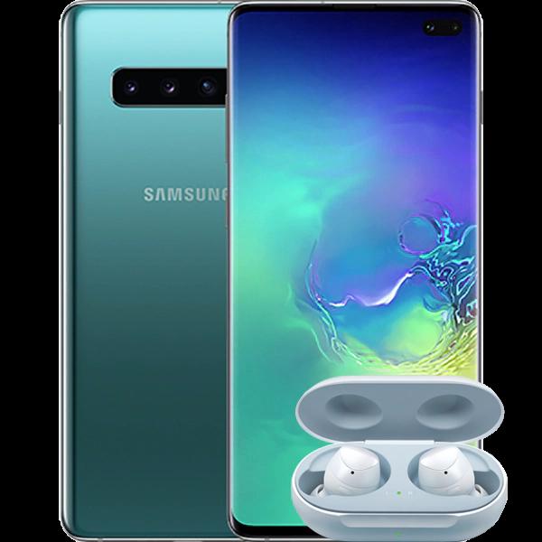 Samsung Galaxy S10 Plus Prism Green