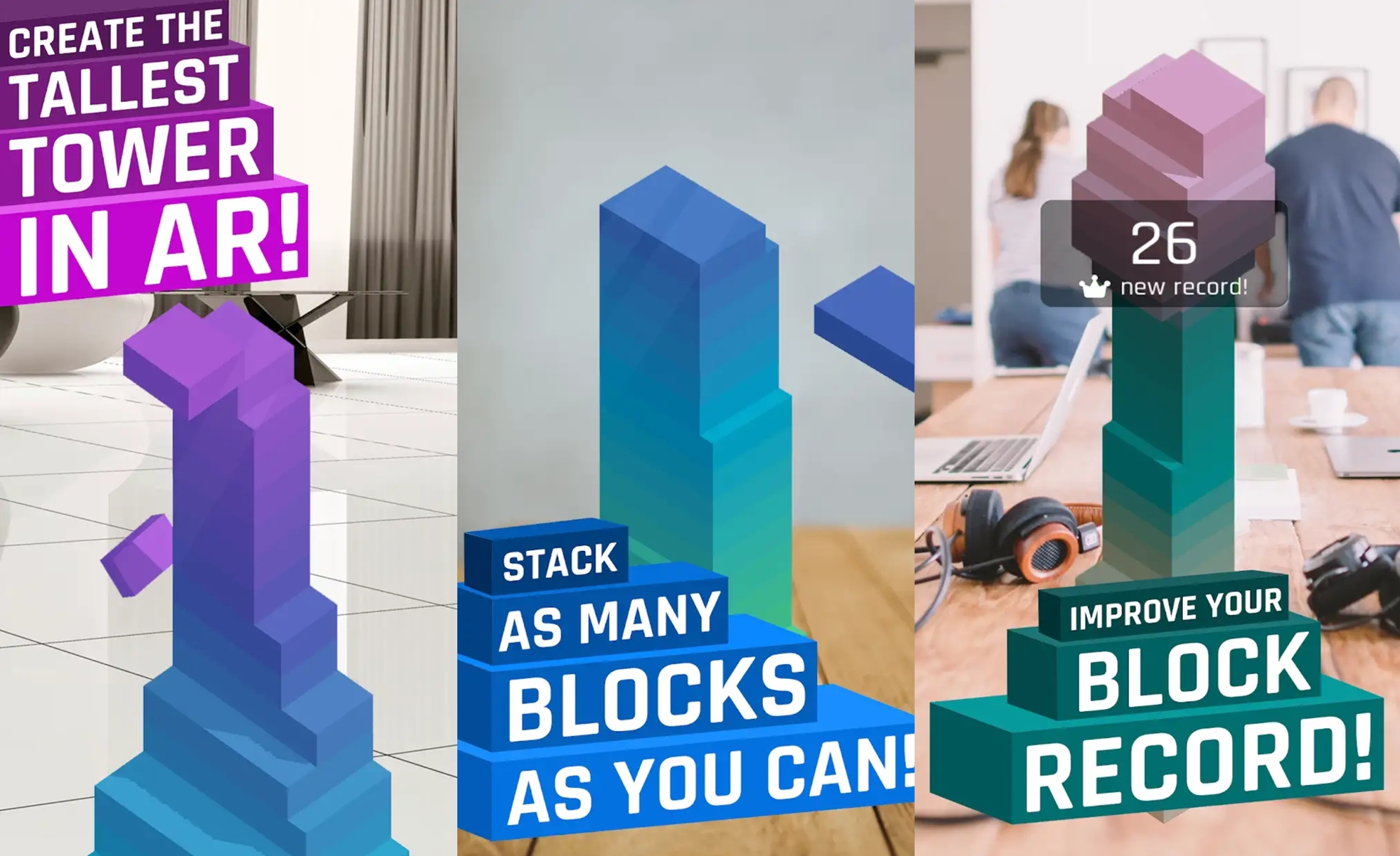 Stack-It-AR