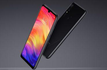 Xiaomi Redmi Note 7 Pro black