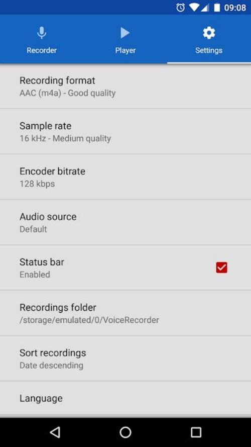 Voice recording apps 03