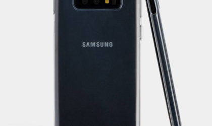 Ultra thin cases for Galaxy S10, S10+ and S10e already available