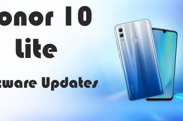 Honor 10 Lite software update