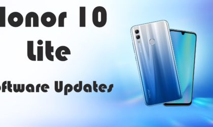 Honor 10 Lite update news: New OTA brings ViLTE, fixes various bugs, and Jan 2019 patch