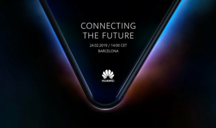 Huawei confirms foldable phone launch at MWC 2019
