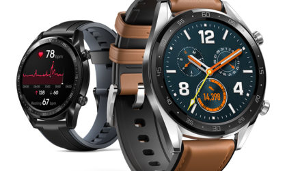 Amazon and Newegg have the Huawei Watch GT up for pre-order in the U.S.