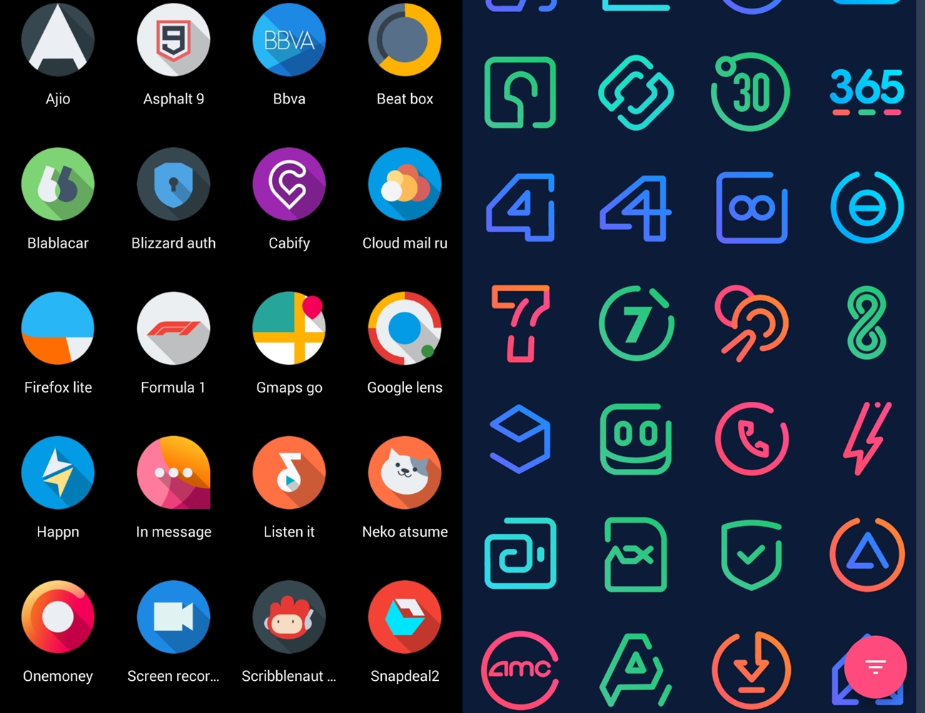 Icon-Packs
