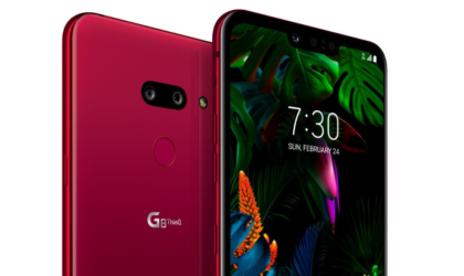 LG G8 ThinQ update: First carrier updates bring Air Motion and Hand ID support, April patches, and more