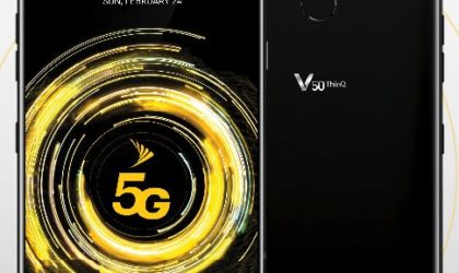 LG V50 ThinQ to be launched way earlier than usual