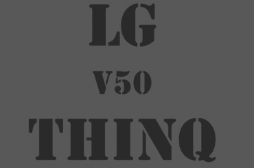 LG V50 ThinQ rumors