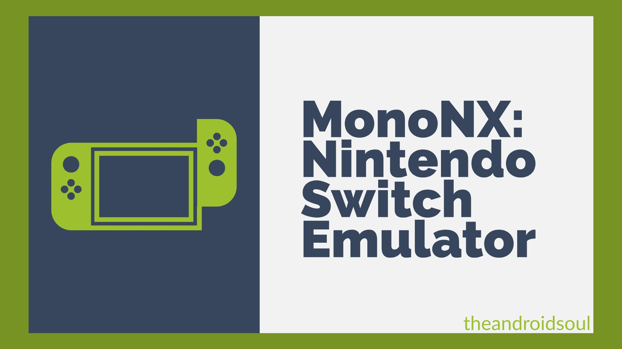 The experimental MonoNX emulator might let you play Nintendo Switch titles on your Android device soon