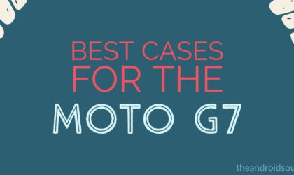 Best Moto G7 cases: Ultra thin, Rugged, Leather, Wallet, and more types