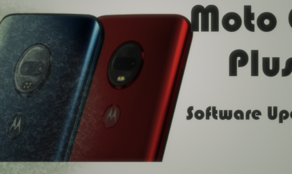 Moto G7 Plus update: May patch ready to roll out in the UK