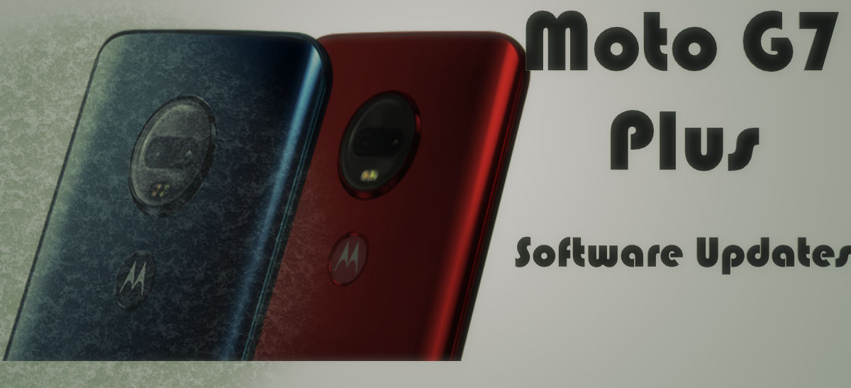 Moto G7 Plus update: August security patch announced in the US