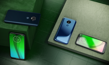 Motorola announces Moto G7, Moto G7 Plus, Moto G7 Play and Moto G7 Power