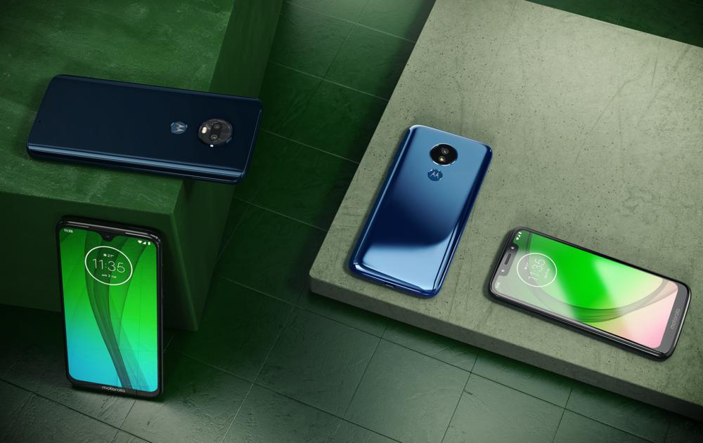 Motorola Moto G7 family