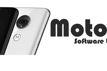 Motorola Moto G7 software update