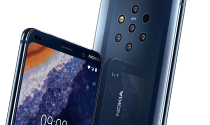 HMD Global's nostalgia continues with the Nokia 9 PureView, U.S. availability confirmed