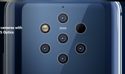 Nokia 9 issues with camera crashes and fingerprint sensor should be fixed in next update